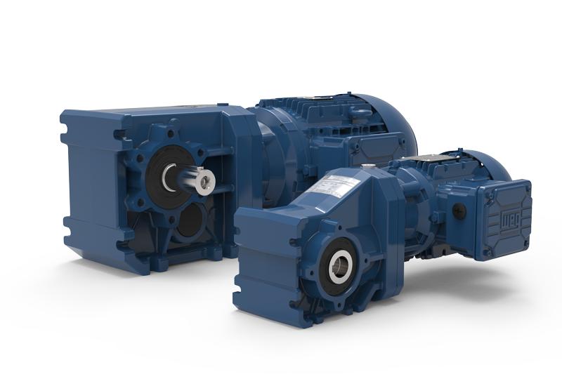 WATT DRIVE WG20 - K series - Konusno cilindrichni reduktori